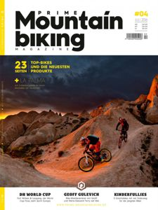 Prime Mountainbiking #4 2016 Magazincover