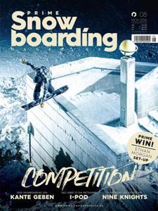 Prime Snowboarding Magazine #8