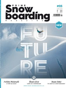 Prime Snowboarding Issue #5 / 2016